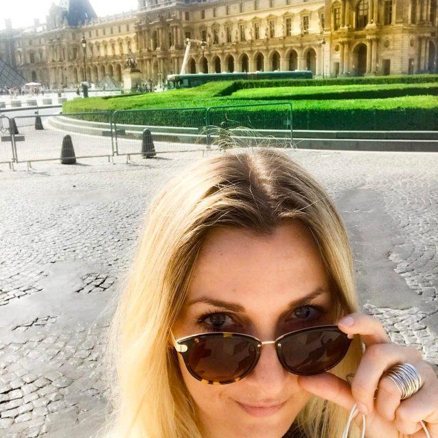 Comme les franais    igparis igfrance louvrepyramid parisiennehellip