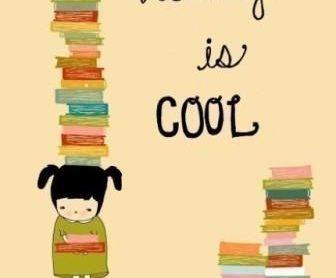 Brushing up on my reading habit